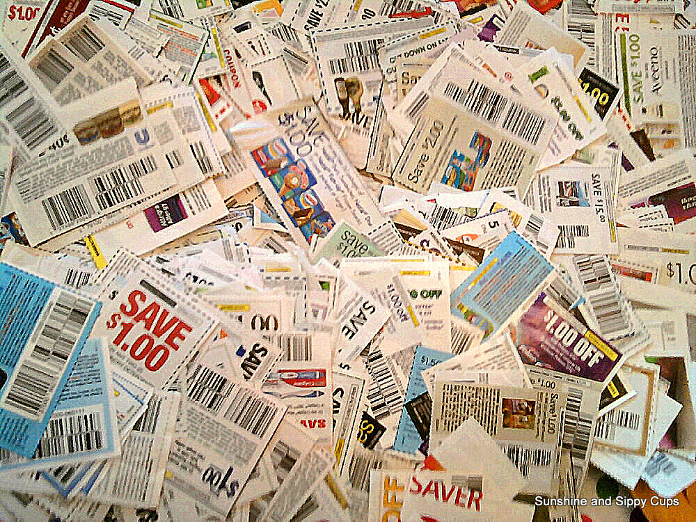 How to use coupons - plus huge resources to get them free!