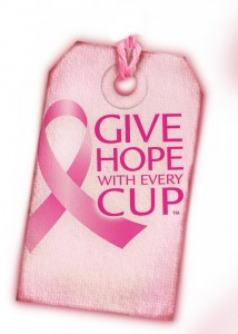 Breast Cancer Awareness Donation - Activia Yogurt