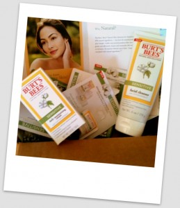 Burt's Bees for BzzAgent
