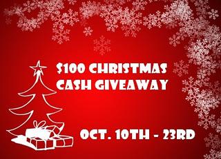 Christmas Cash Giveaway
