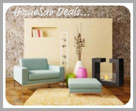 HomeSav deals - glass fireplace