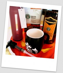 Starbucks free stuff