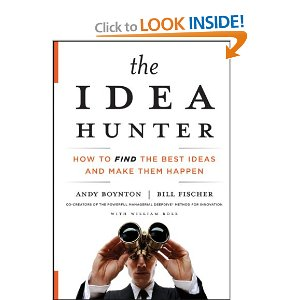 The Idea Hunter Book