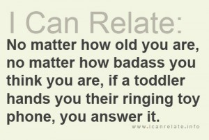 Funny Toddler Quote