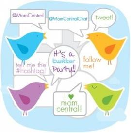 Twitter Party - Mom Central