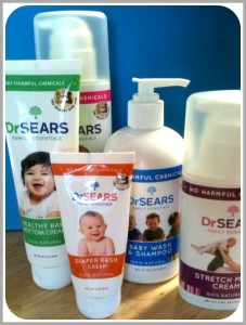 Dr. Sears Family Essentials Baby Products