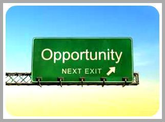Opportunities Freeway Sign