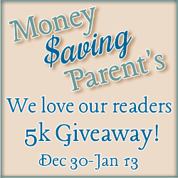 5K Giveaway on Blog