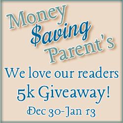 5K Giveaway on Blog
