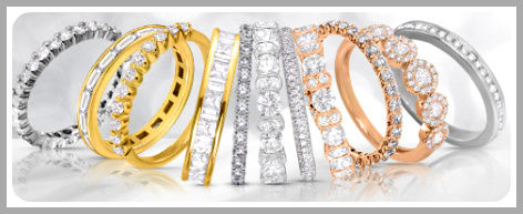 Diamond Ring Selection