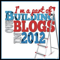 Building our blogs in 2012