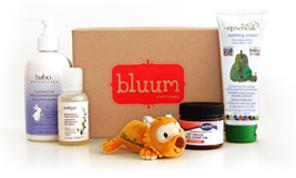 Baby samples box