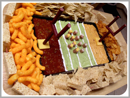 Cool Superbowl Party Idea
