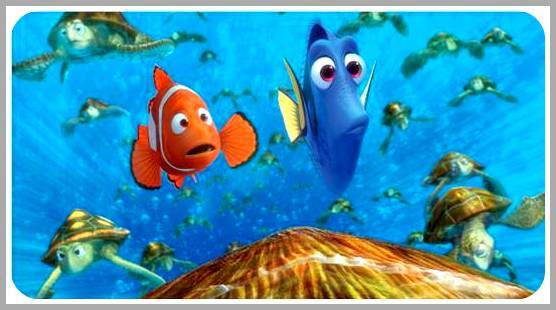 New 3D Finding Nemo