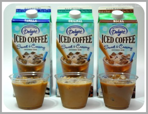 Iced Coffee in a Carton
