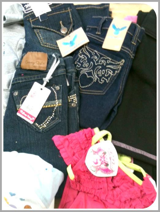 Designer Jeans for Kids