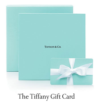 Gift Card to Tiffany's