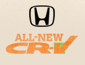All New CRV