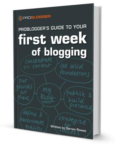 Problogger Ebook