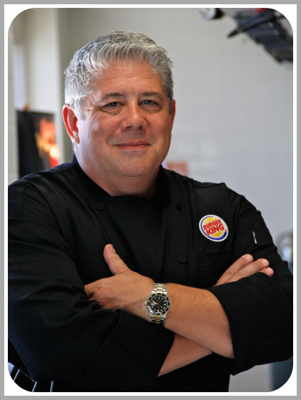 Burger King, Bacon, Chef, John Koch, Interview
