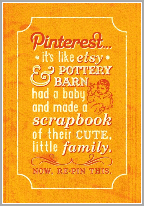 Pinterest, Pottery Barn, DIY, Social Media, Humor
