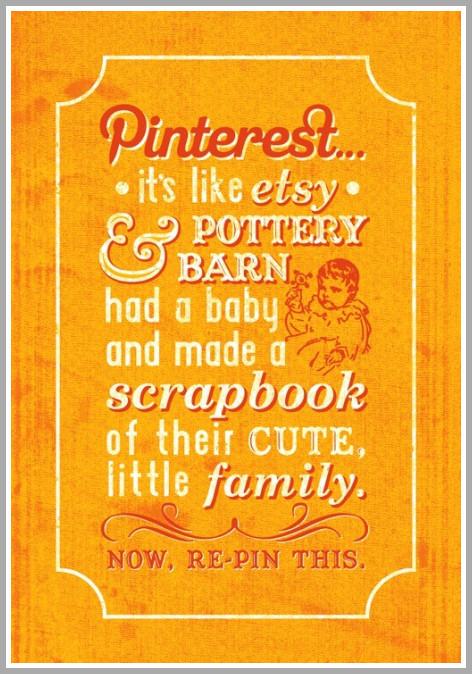 Pinterest, Pottery Barn, DIY, Social Media, Humor