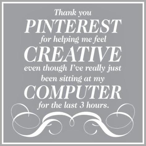Pinterest, Computer, Procrastinator, Humor