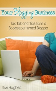 Tax Book for Bloggers