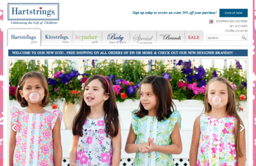 Hartstrings, Heirloom, Kids clothes, traditional
