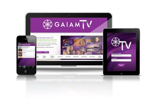 Gaiam TV, online television