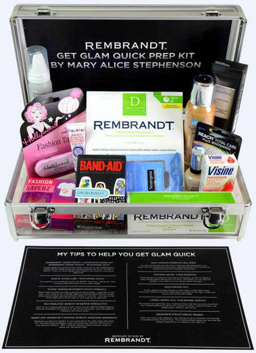Get Glam, Awards Season, Prep Kit
