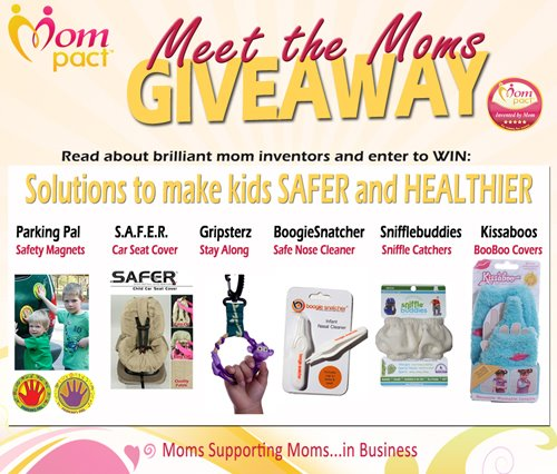 Mompact baby safety products