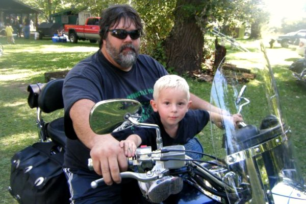 motorcycles and kids