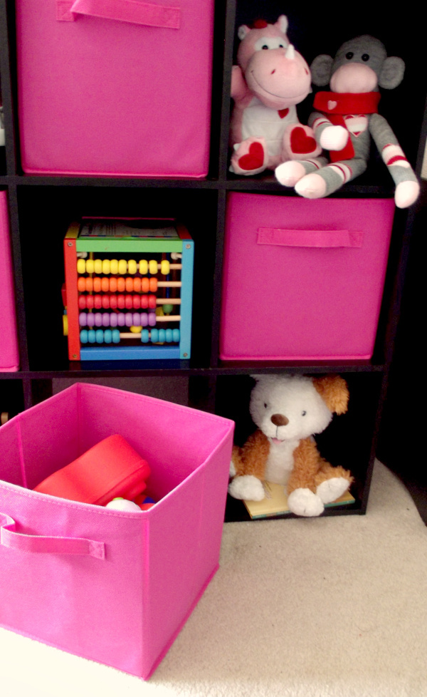 toddler toy storage ideas