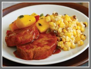 Nutrisystem Citrus BBQ Glazed Pork