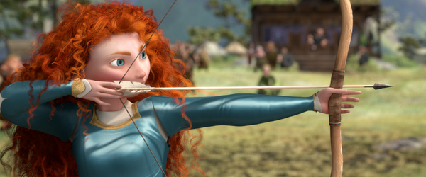 Girl Hero featured in new movie brave