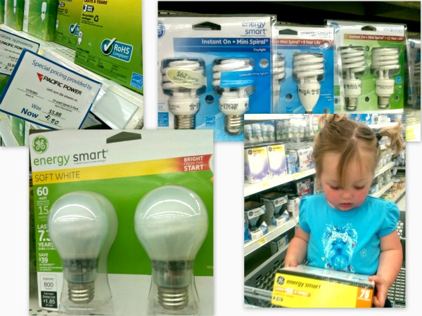 energy smart light bulbs
