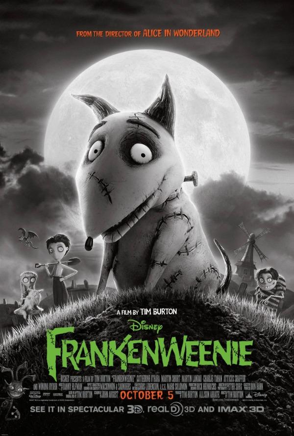 Tim Burton's Frankenweenie