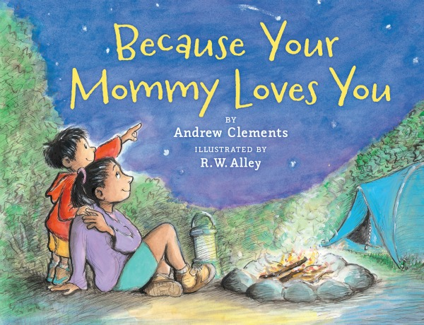 childrens books about mommy