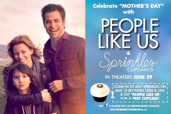 free cupcakes for mothers day