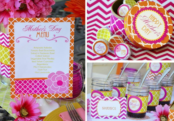free printables for mother's day brunch