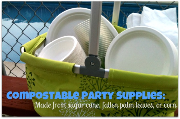 green your party supplies