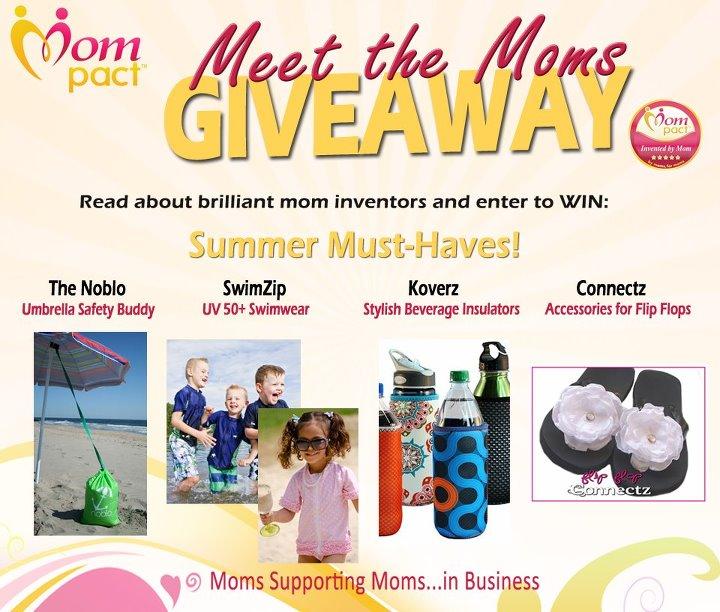 Mompact summer summer fun giveaway