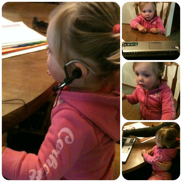 using skype to talk to grandpa