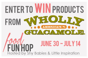 Wholly Guacamole Event - #foodfunhop