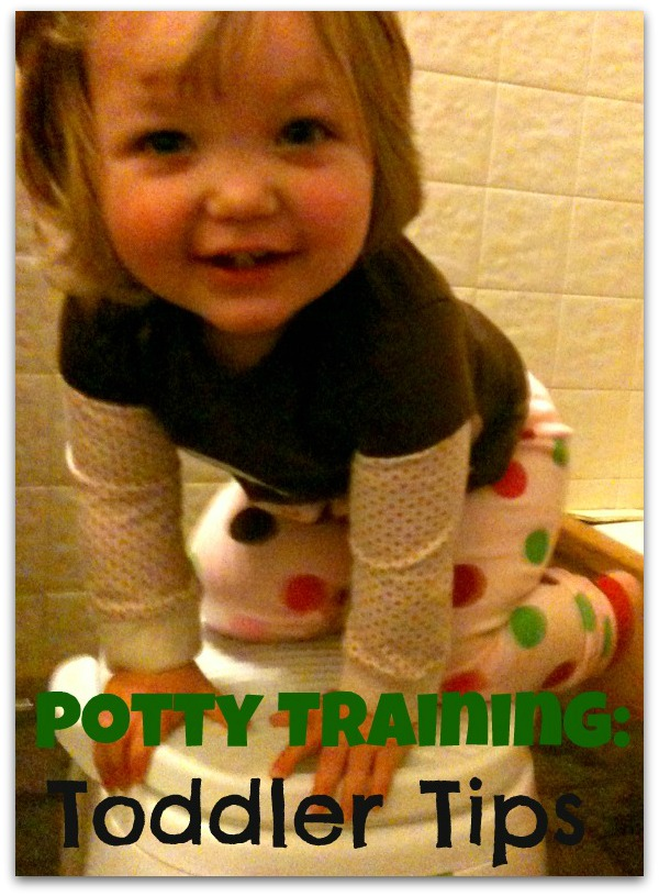 Potty Training Tips &amp; Tools for Toddlers