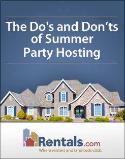 The do's and don'ts of summer party hosting