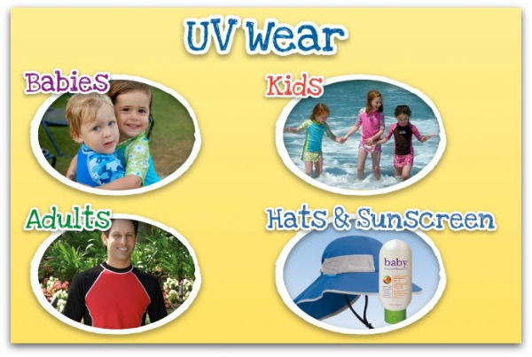 GrUVyWare summer sun safety products