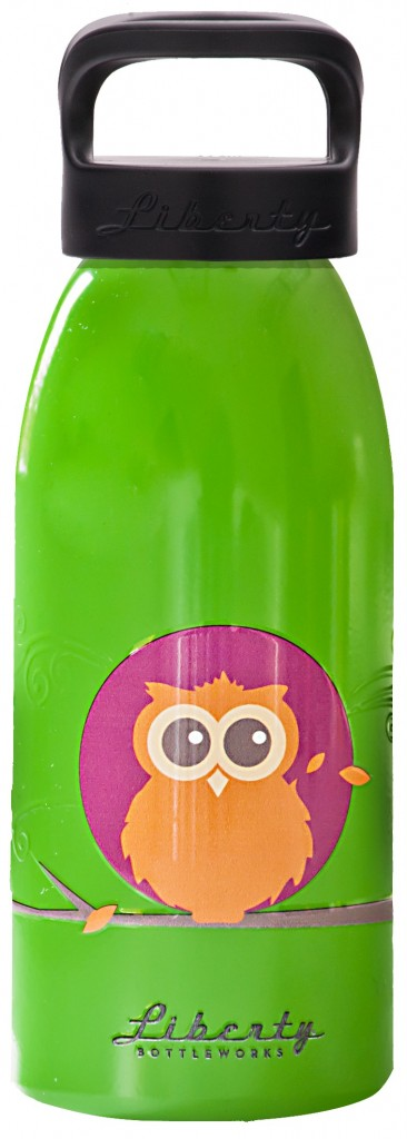 Liberty Bottleworks Hoot Owl Kids Bottle