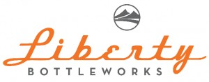 Liberty Bottleworks logo - made in the USA